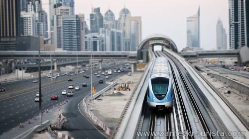 Развлечения и транспорт в ОАЭ.
