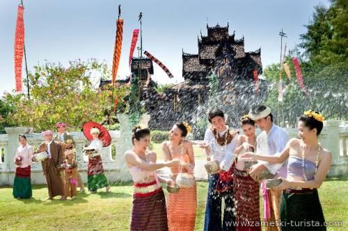 Борьба со стрессом по-тайски