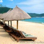 Основные курорты острова Хайнань Китай