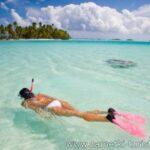 Канкун остров туристических развлечений