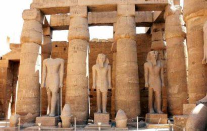 Египетский отпуск