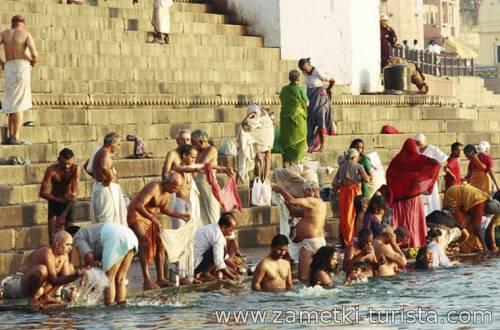 Священная Ганга: портал в рай или в ад?