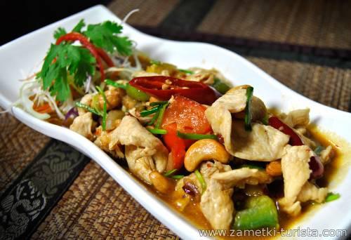 20 традиционных блюд Таиланда