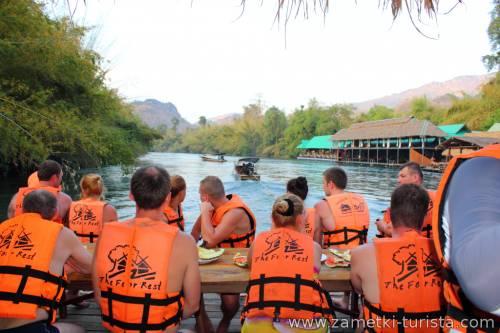 Отзыв о экскурсии река Квай.