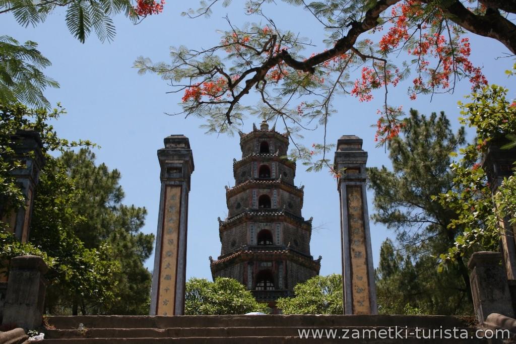 Вьетнам достопремечательности
