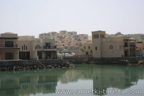 Курорты Объеденных Арабских Эмиратов