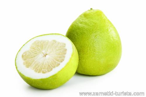 Экзотические фрукты.