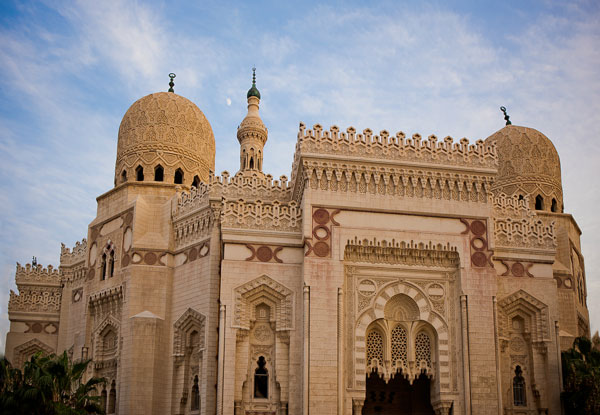 Мечеть Абу Аббас аль Мурси