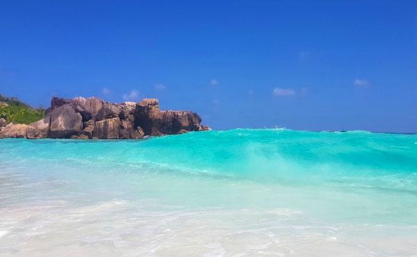 Остров - Ла Диг (Сейшелы)