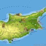 Регионы Кипра.