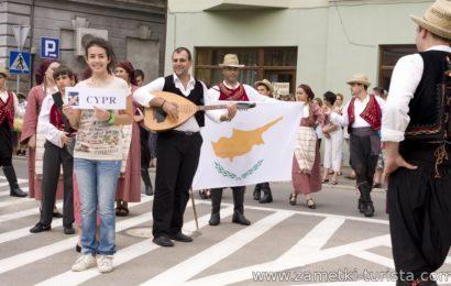 Население Кипра.