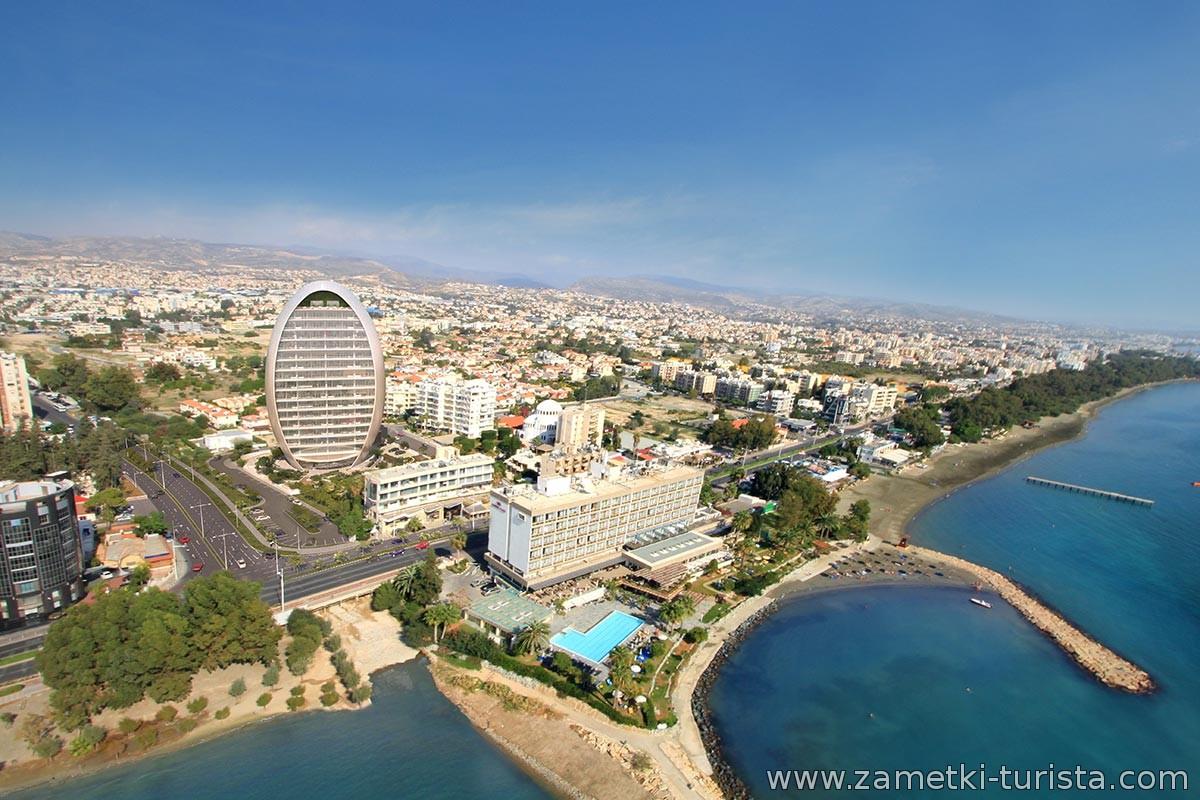 Лимассол. Кипр.