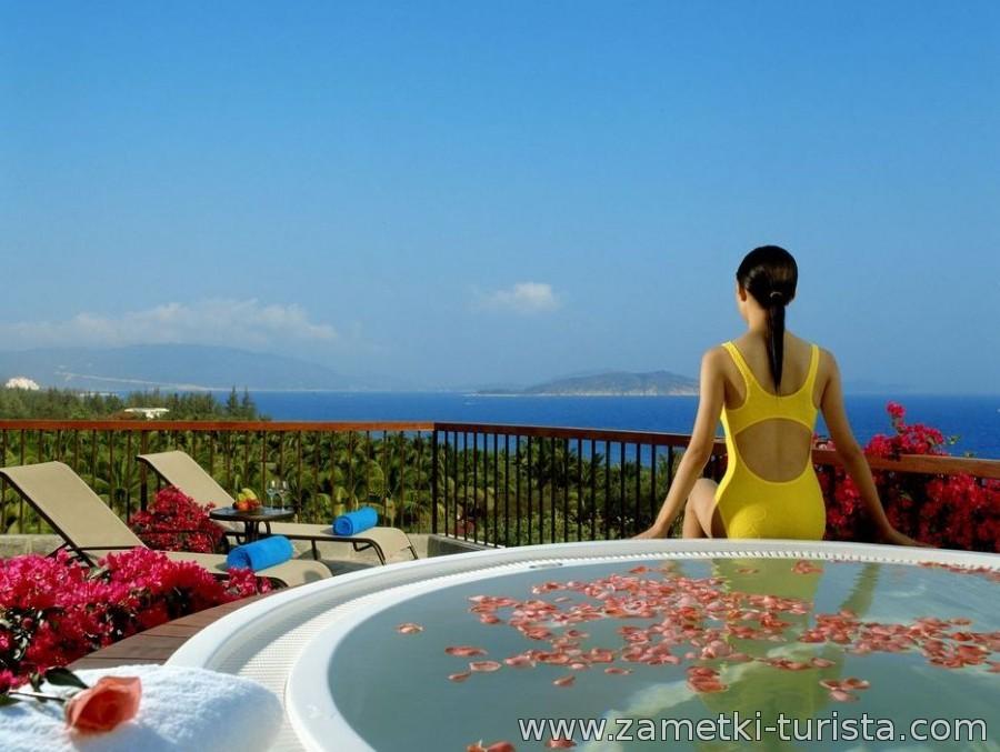 Лечение и отдых на острове Хайнань. Китай.
