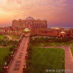 Emirates Palace (дворец Эмиратов). ОАЭ.