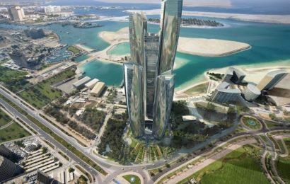 Абу-Даби, сказка - город в ОАЭ.