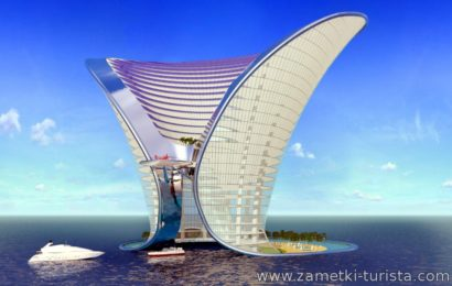 Гостиницы ОАЭ.