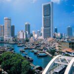Сингапур особенности, климат, расположение.