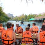 Отзыв экскурсия река Квай, Паттайя, Таиланд ФОТО