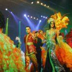 Шоу трансвеститов «Альказар» в Паттайе
