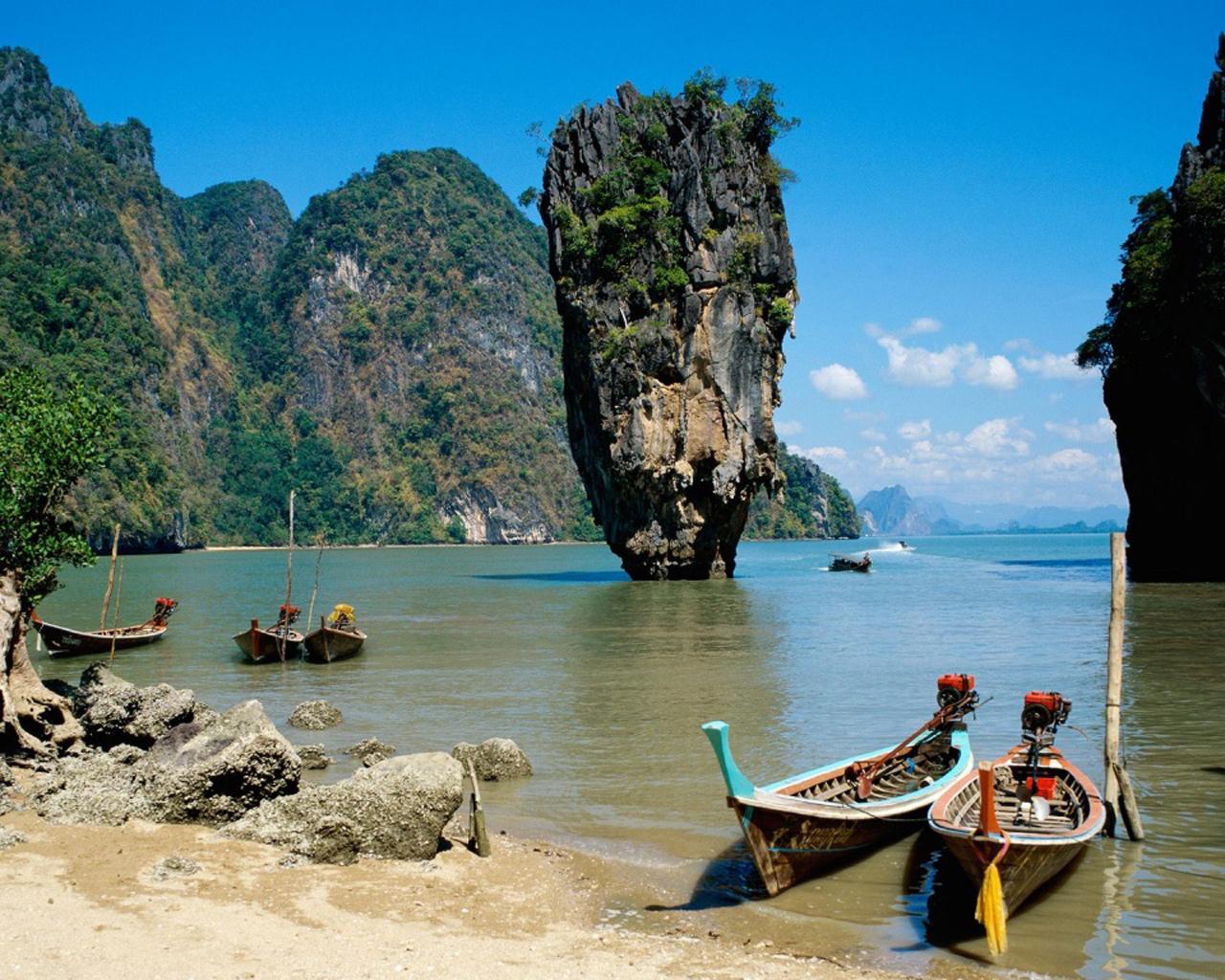 Как выглядит таиланд