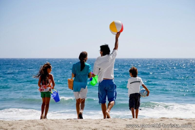 Отзыв: Поездка первый раз в Турцию с детьми.
