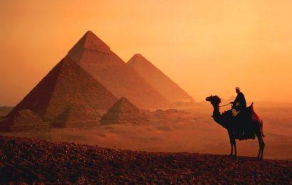 Отдых в Египте.