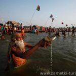 Священная река Ганга: портал в рай или в ад?