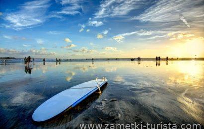 Кута — главное место для молодежи на Бали