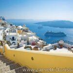 Отзыв о поездке в Санторини (Греция)