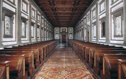 Библиотека Лауренциана и Виллы Медичи