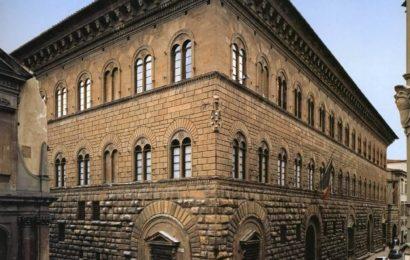 Палаццо Медичи-Риккарди. Италия.