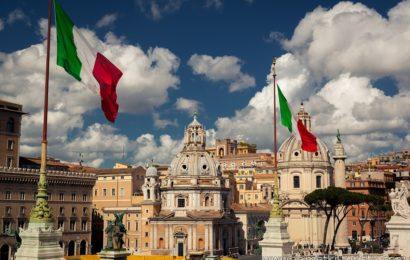 Величественная Италия.