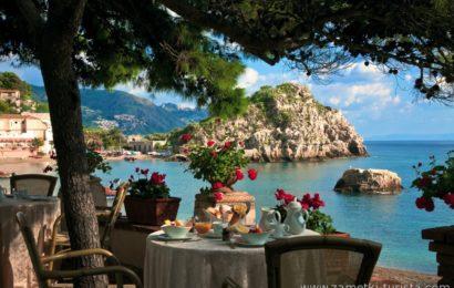 Сицилийская кухня для истинных ценителей вкуса. Италия.