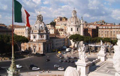 Достопримечательности Рима. Италия.