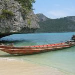 Камбоджа. Остров Кох Танг.