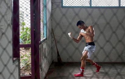 Тюремные бойцовские клубы Таиланда (фото)