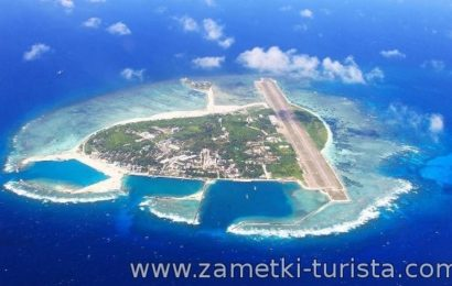 Остров Хайнань -