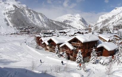 горнолыжный курорт франции