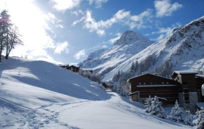 Валь-д'Изер, Франция, горнолыжный курорт