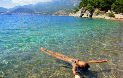 Хорватия, пляж, Адриатическое море, пляжный отдых
