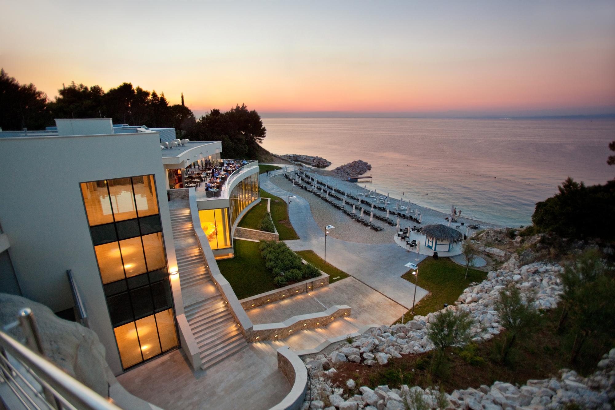 Хорватия, Адриатическое море, отель