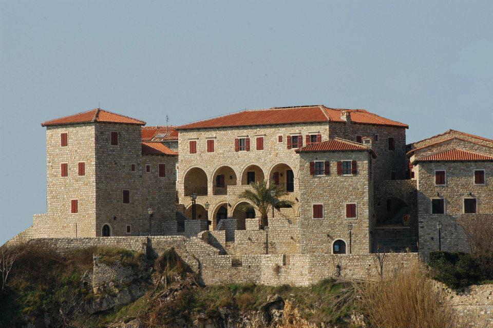 Черногория, город Ульцинь, отель, отдых