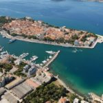 Задар (Хорватия) описание, расположение, достопримечательности, пляжи