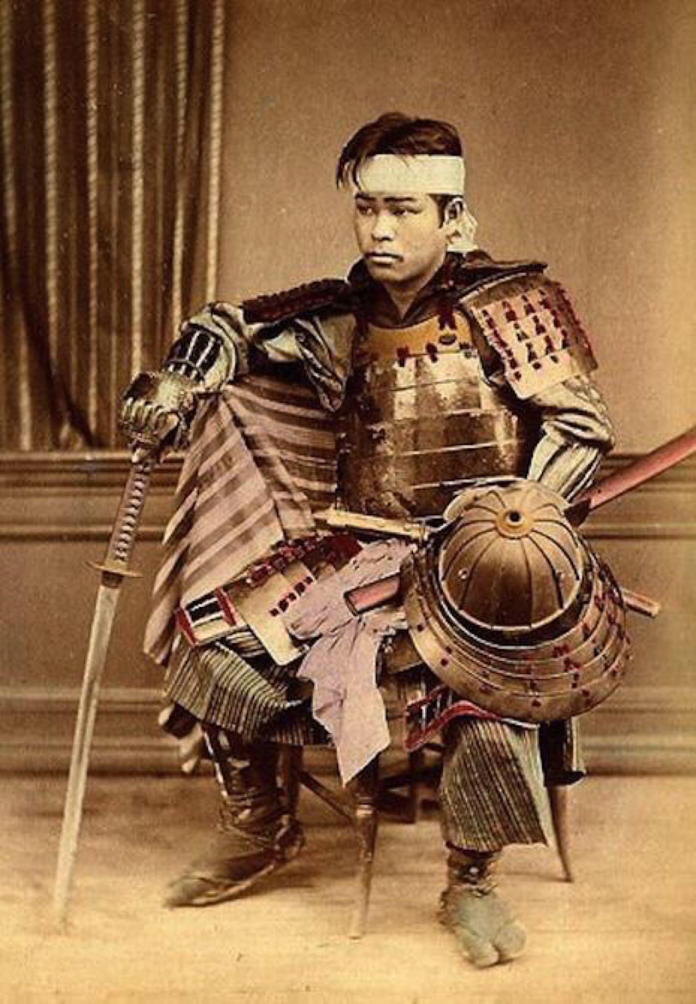самурай, Япония