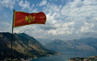 Черногория, история страны, флаг