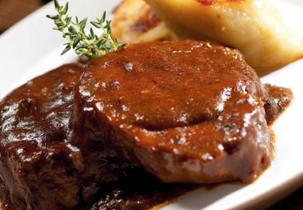 Хорватия, национальная еда,паштицада