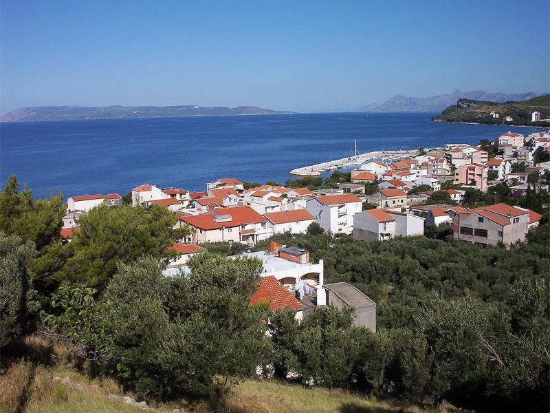 Хорватия, Тучепи, Адриатическое море, курорт