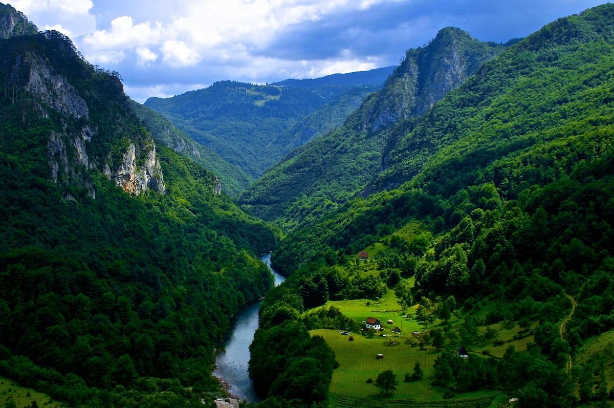 Черногория, экскурсия, достопримечательности, Дурмитор