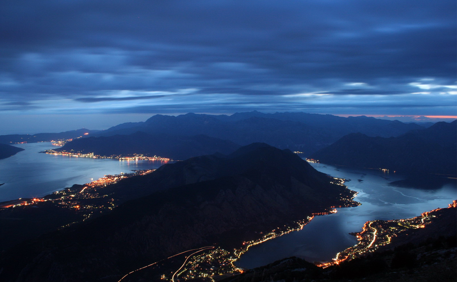 Черногория, экскурсия, достопримечательности, Которский залив