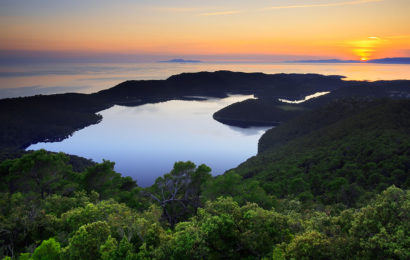 Архипелаг Элафит, Хорватия, Колочеп, Лопуд и Шипан, острова, море, отдых